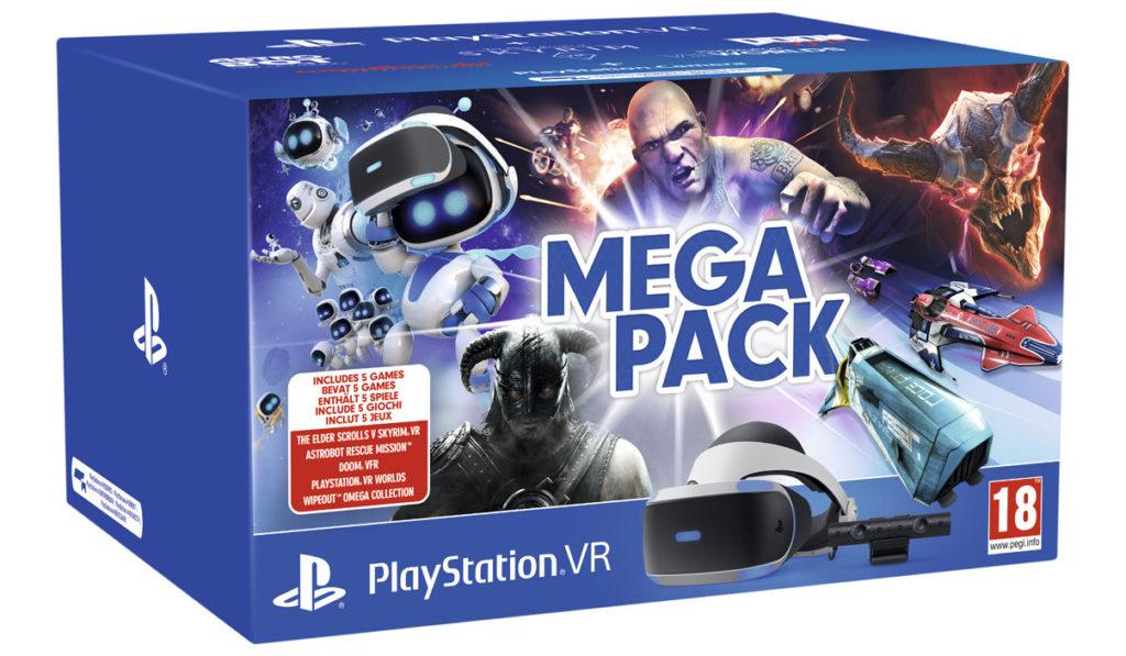 Mega Pack PlayStation VR 1024x597