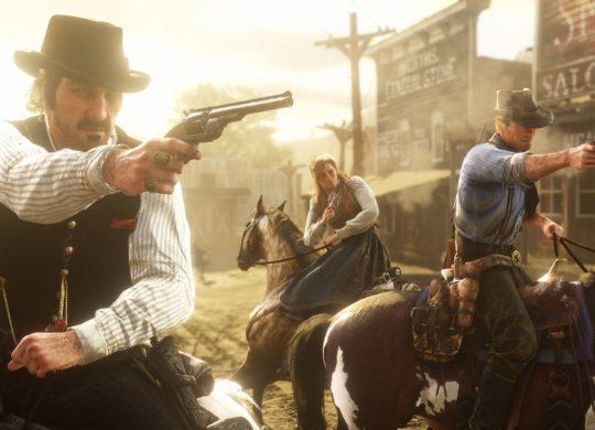 Red Dead Redemption 2 Dutch Arthur Morgan