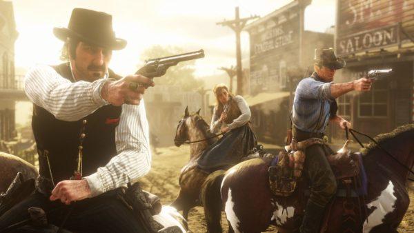 Red Dead Redemption 2 Dutch Arthur Morgan 600x338