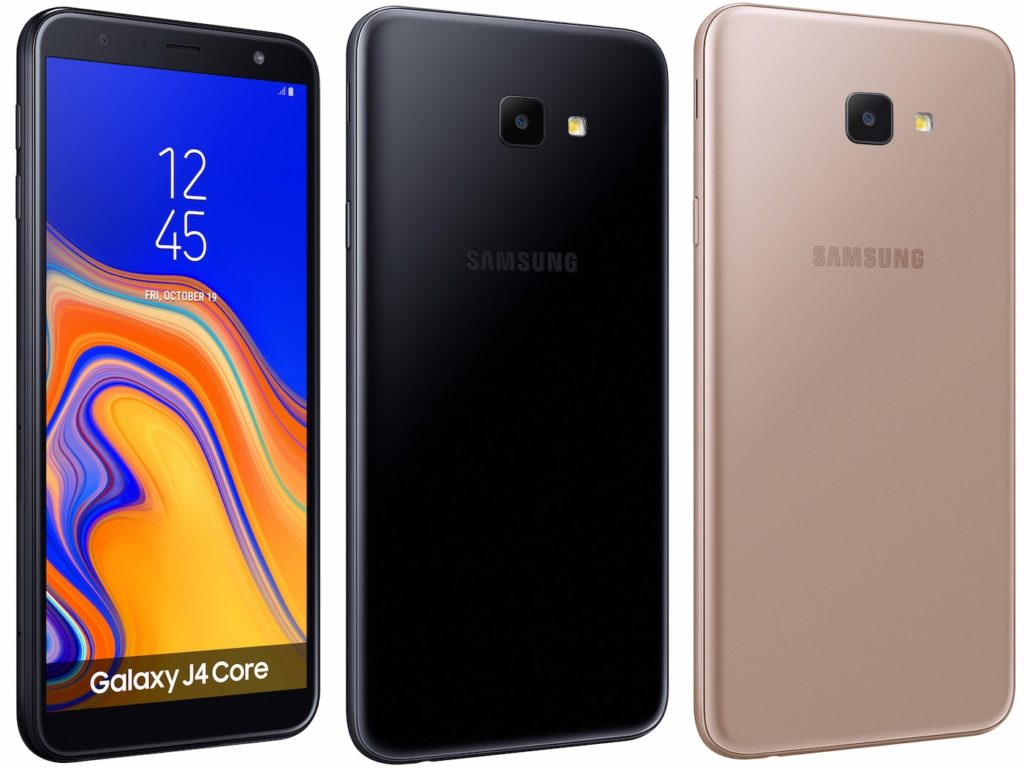 Samsung Galaxy J4 Core 1024x768