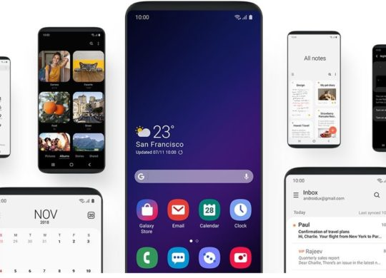 Samsung-One-UI