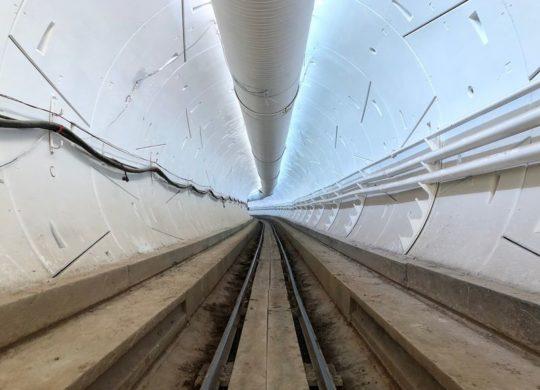Tunnel the Boring Company