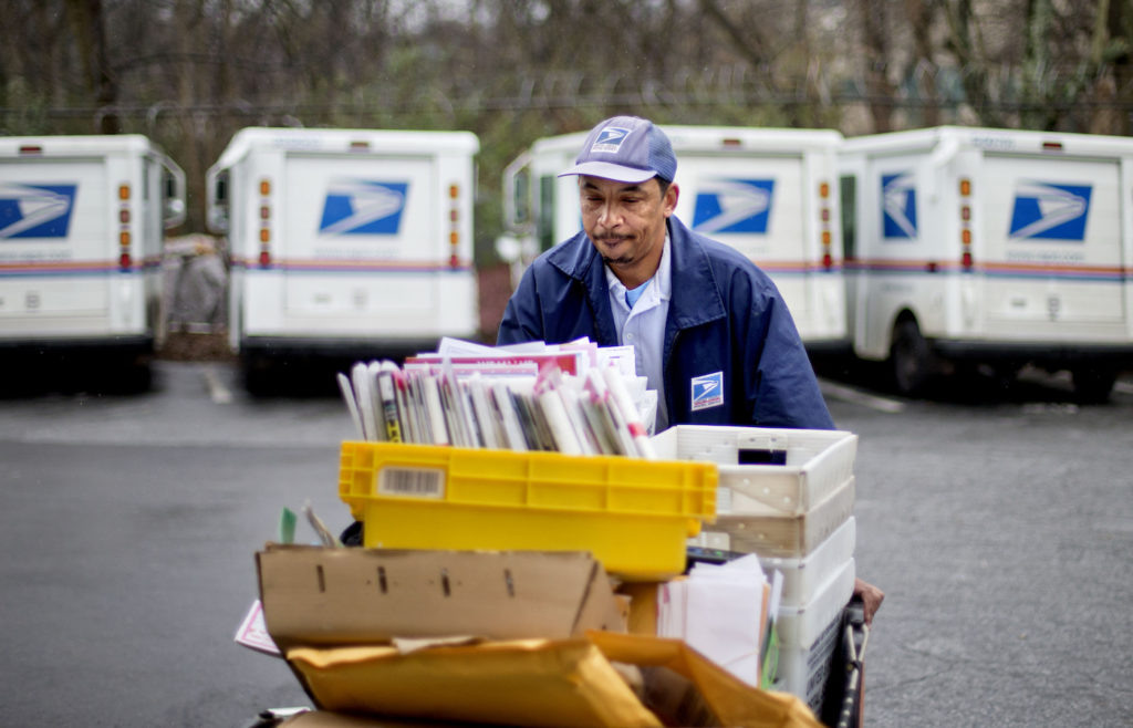 United States Postal Service USPS 1024x658