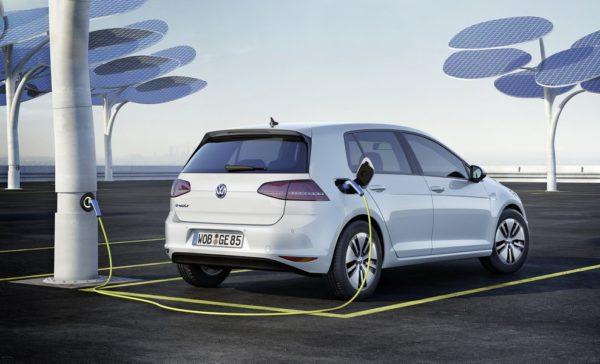 Volkswagen E Golf Electrique 600x364