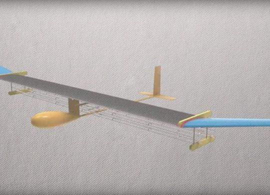 avion ionique