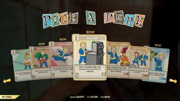 Fallout 76 Perk Cards 600x338