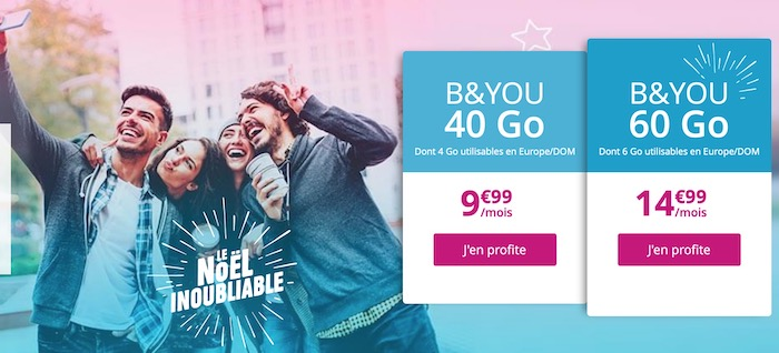 Forfaits Bouygues