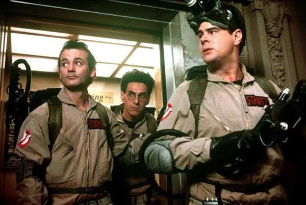 Ghostbusters 600x402