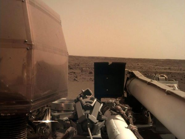 Insight Mars 600x450