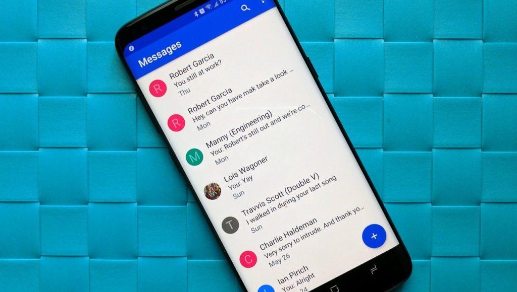 SMS non reçus sur Android : Google déploie un correctif