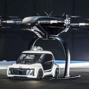 Image article Engagé avec Airbus, Audi laisse tomber son taxi-volant