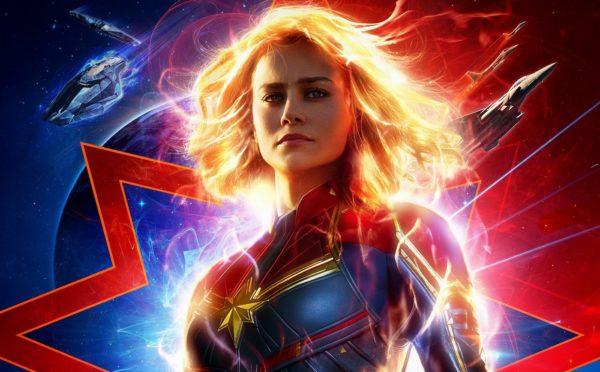 Captain Marvel Affiche Recadree 600x372