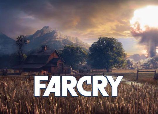 Far cry post apo