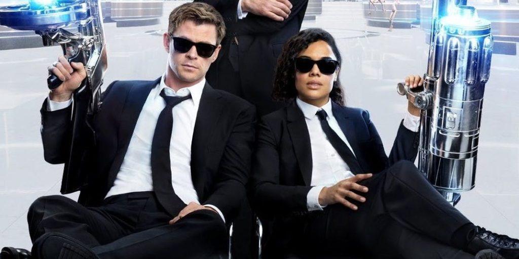 Men in Black International : Chris Hemsworth et Tessa ...