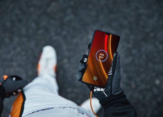 OnePlus 6T McLaren Edition Avant