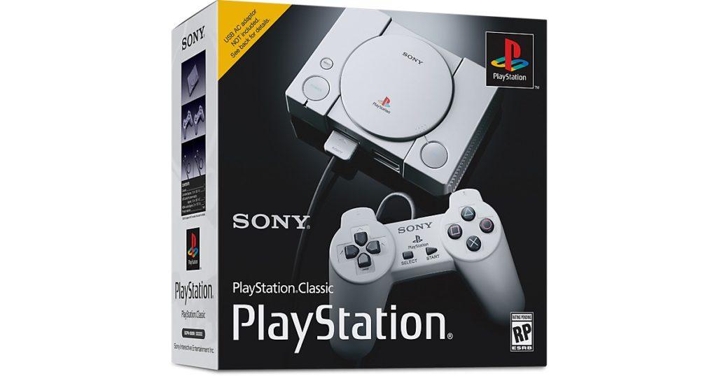PlayStation Classic Boite 1024x538