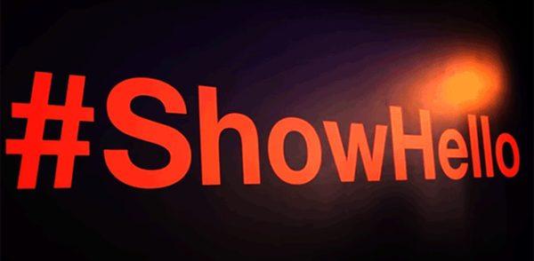 Show Hello Orange 600x294