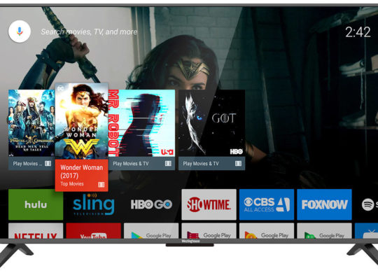 TV 4K Android TV