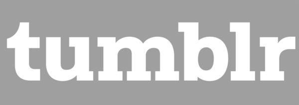 Tumblr Logo 600x212