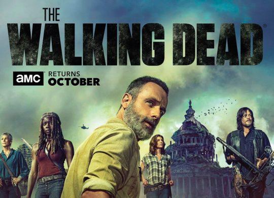 Walking Dead Saison 9