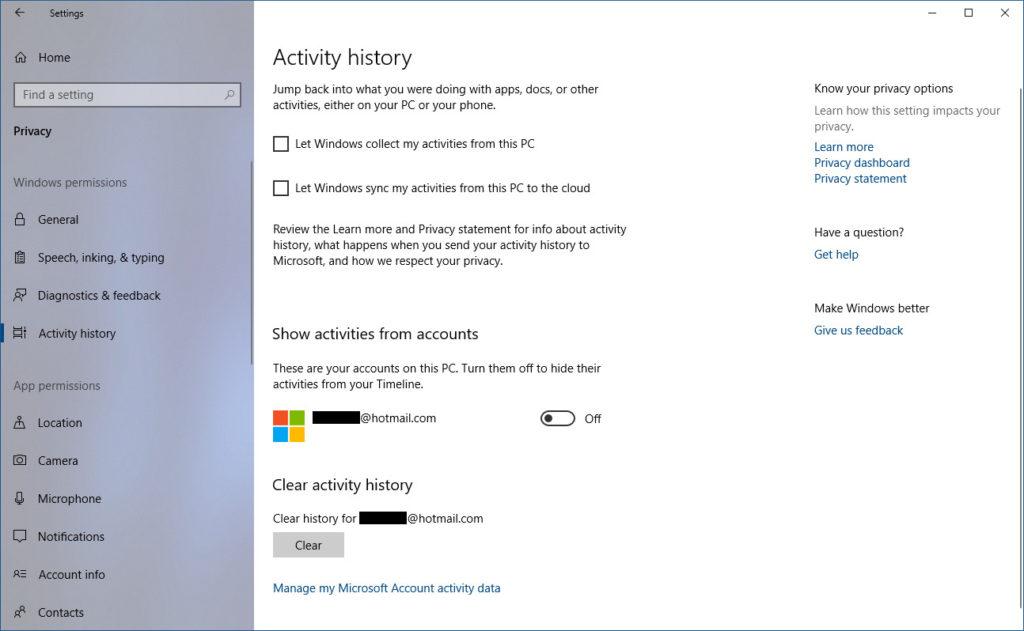 Windows 10 Historique Activite 1024x631