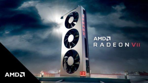 AMD Radeon VII 600x338
