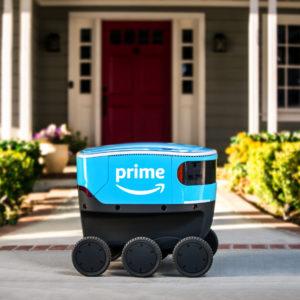 Amazon présente Scout, un robot autonome qui va livrer vos colis