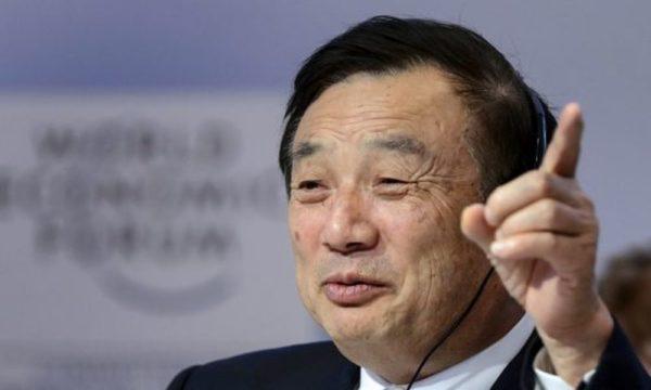 CEO Huawei 600x360