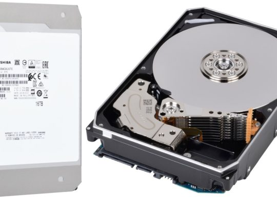 Disque Dur Toshiba 16 To
