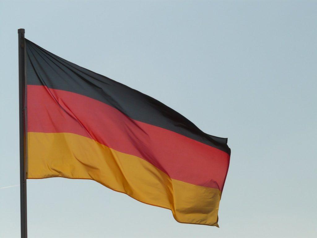 Drapeau Allemagne 1024x768