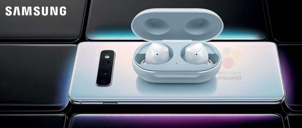 Fuite Galaxy Buds Rechargent Via Galaxy S10 1024x433