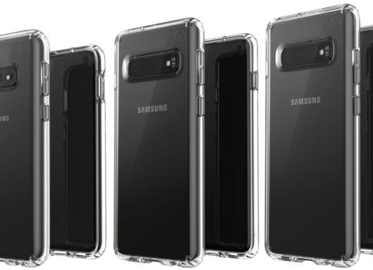 Fuite Galaxy S10 Coque