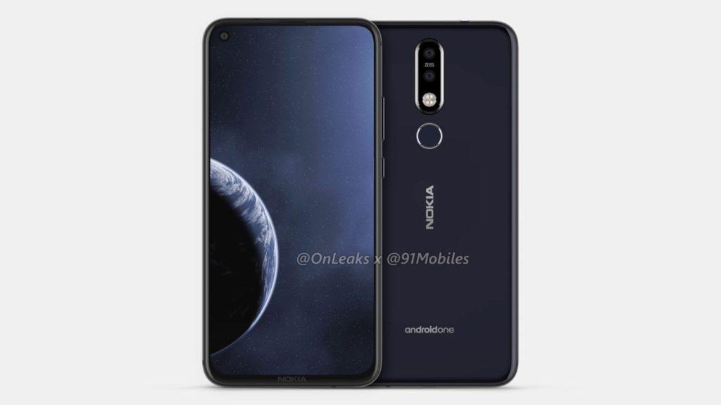 Fuite Nokia 8.1 Plus 1024x576