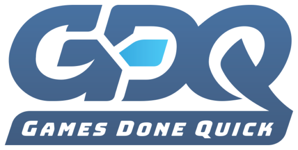 Games Done Quick Logo 2018 600x302