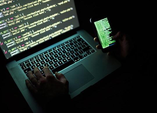 Hacker Ordinateur Smartphone