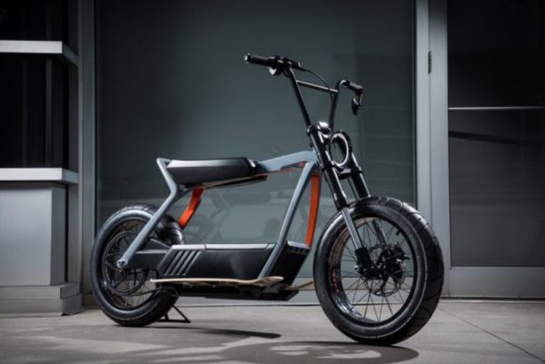 Harley Davidson Velo Electrique 600x401