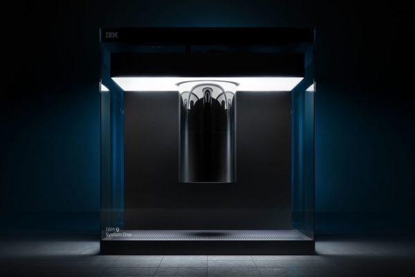 IBM Q System One 600x400