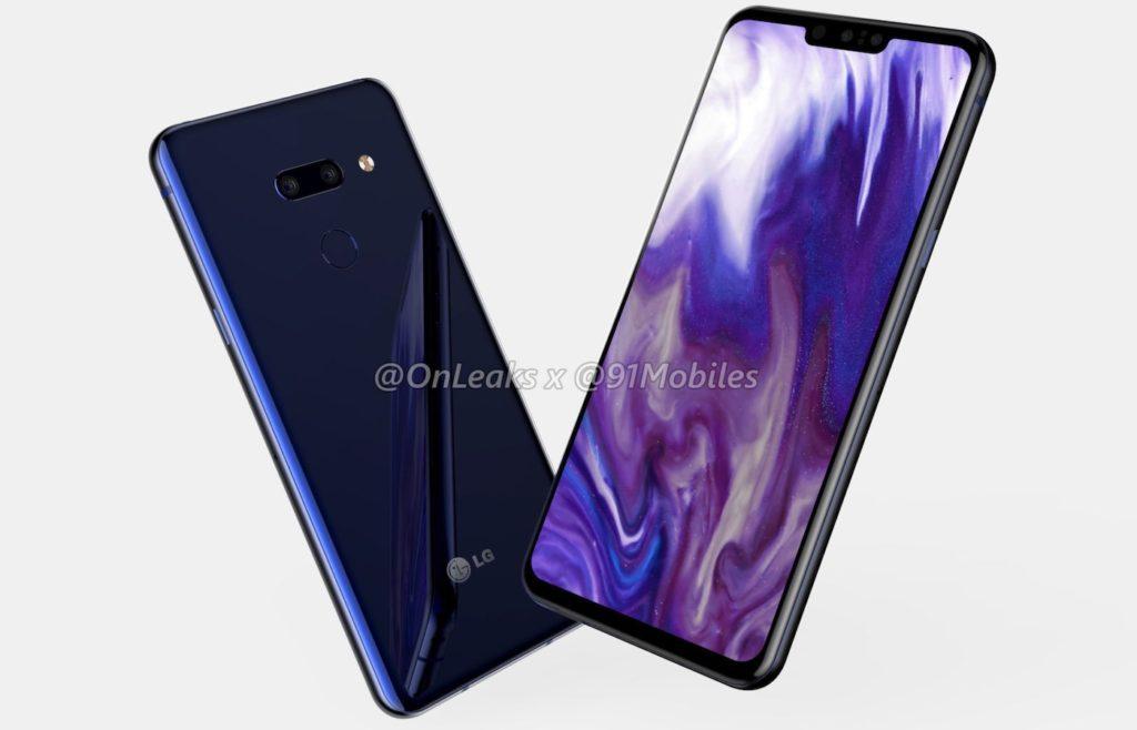 LG G8 Fuite 1024x658