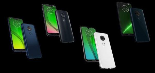 Motorola Moto G7 600x283