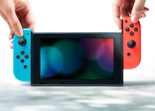 Nintendo Switch Neon Portable