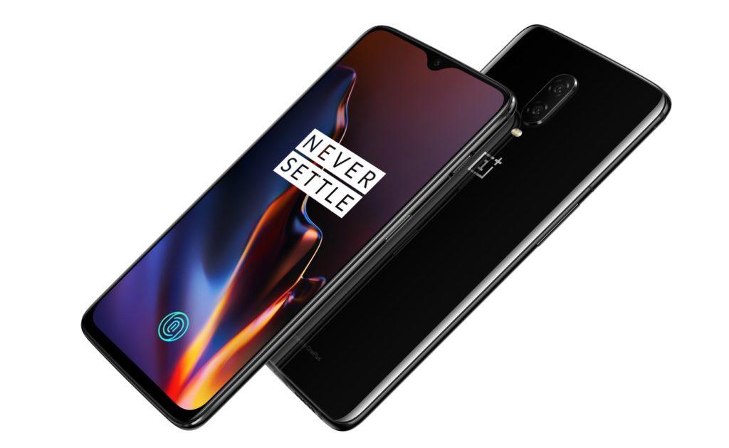 OnePlus 6T Avant Arriere 1024x629