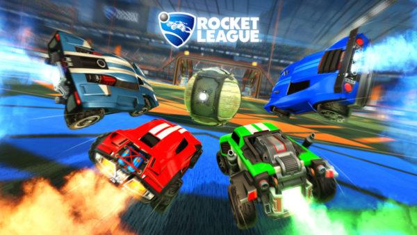 Rocket League 600x338