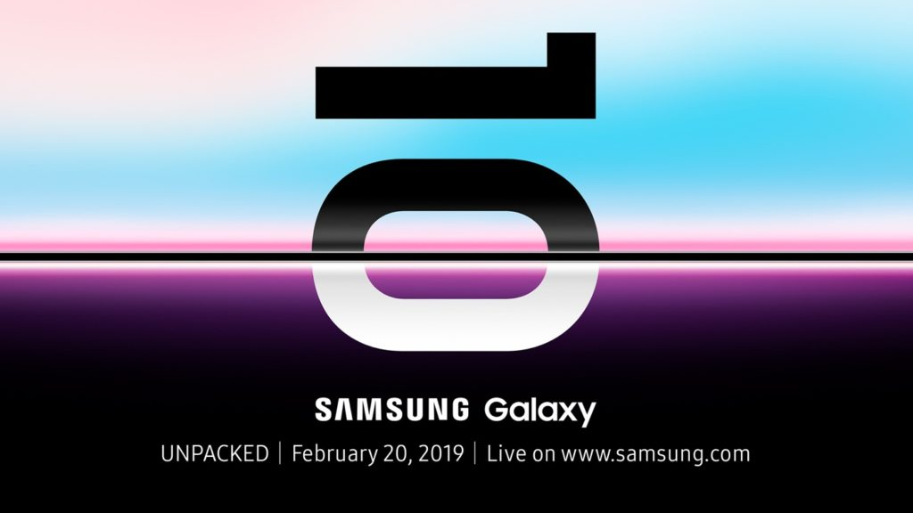 Samsung Conference 20 Fevrier 2019 Galaxy S10 1024x576