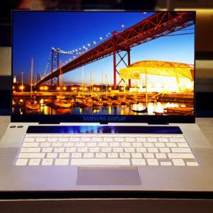 Samsung dévoile le premier écran OLED 4K de 15,6 pouces pour ordinateur portable
