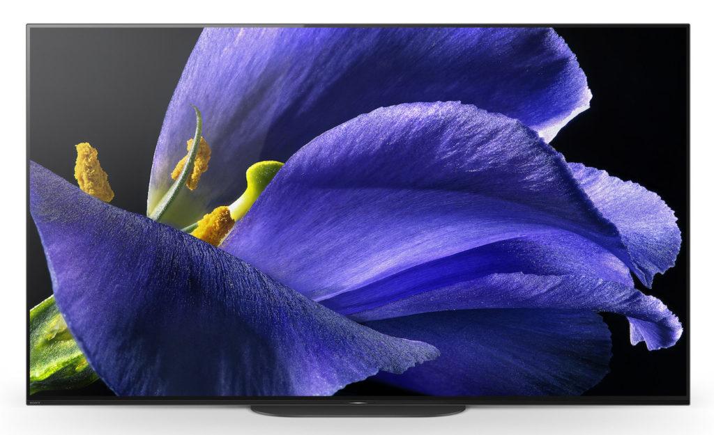 TV 2019 Sony A9G 1024x625