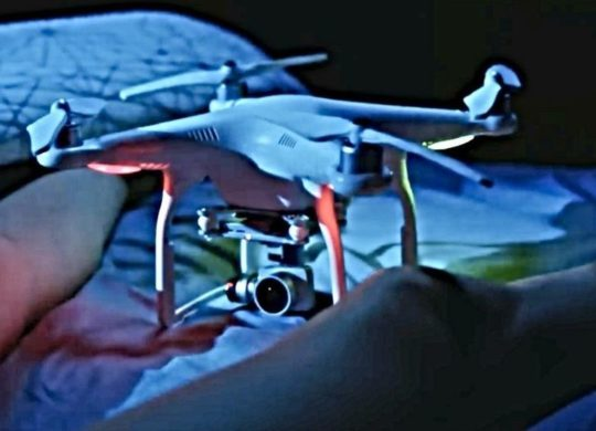 The Drone le film