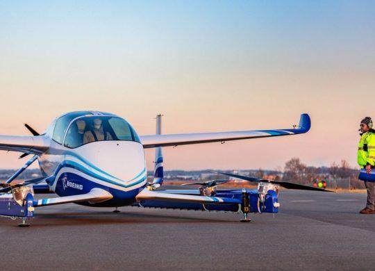 VTOL Boeing