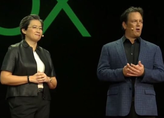Xbox AMD Microsoft
