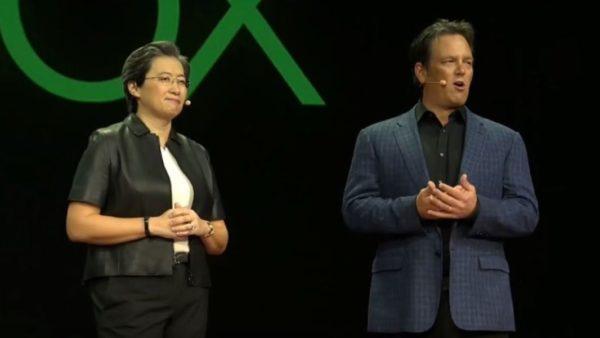 Xbox AMD Microsoft 600x338