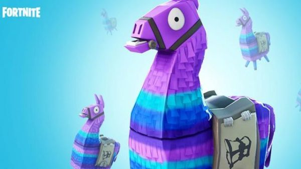 Fortnite Lama 600x338